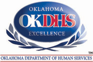 Oklahoma Department of Human Services logo